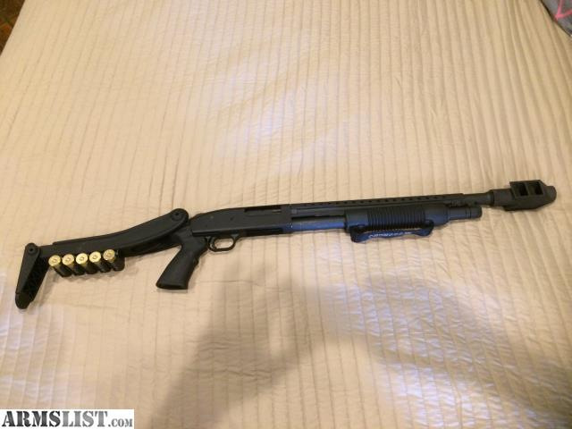 armslist for sale mossberg 500 road blocker