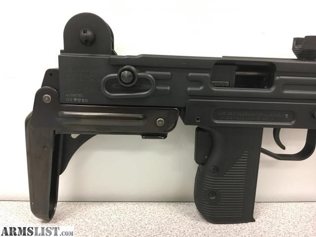 ARMSLIST - For Sale: UZI 22lr Folding Stock Rifle W/faux