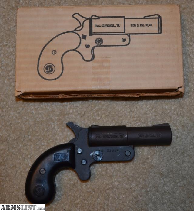Fmj Cobray 410 Derringer For Sale - 0425