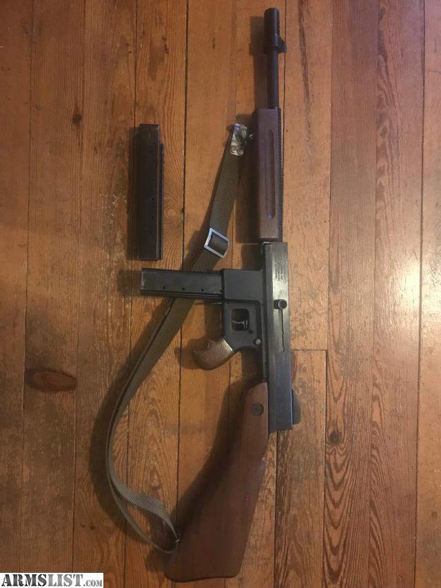 ARMSLIST - For Sale: Tommy Gun