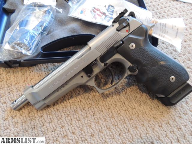 ARMSLIST - For Sale/Trade: Beretta 92fs inox