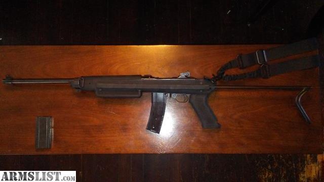 M Carbine Tactical on Owen Stock M1 Carbine