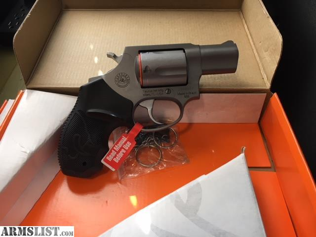 ARMSLIST - For Sale: Taurus 605 Stainless 357 Mag
