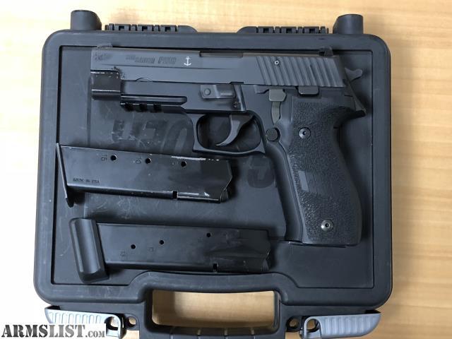ARMSLIST - For Sale: SIg Sauer P226 MK25