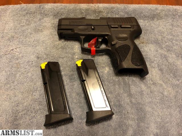 Armslist For Sale Taurus G2c 9mm