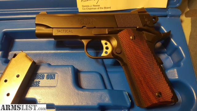 ARMSLIST - For Sale: Springfield Armory Champion TRP 1911