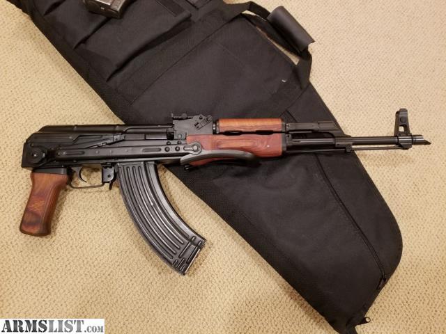 ARMSLIST - For Sale: Vector Arms Polish AK-47 PMKMS