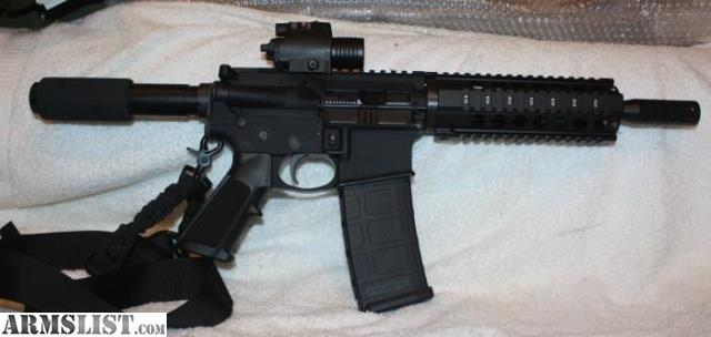 ARMSLIST - For Sale: New Anderson AR-15 Pistol, 7 5