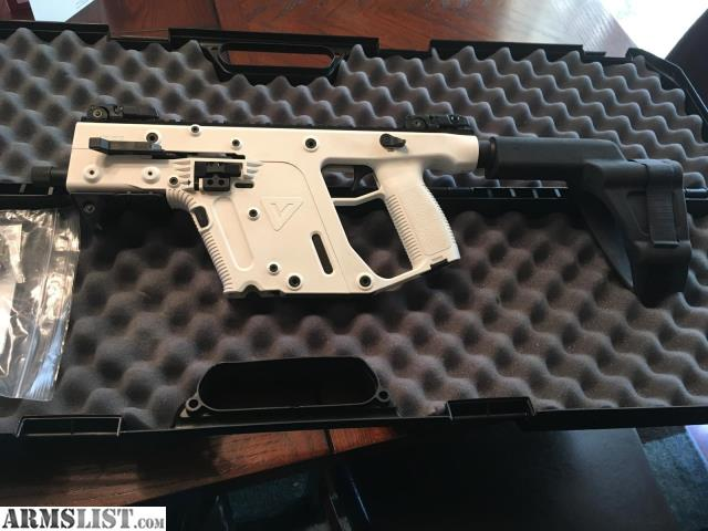 ARMSLIST - For Sale: NEW KRISS VECTOR SDP PISTOL 5 5