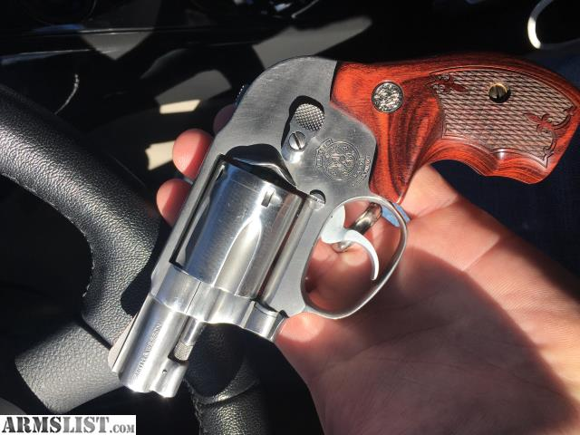 ARMSLIST - For Trade: S&W 649 stainless