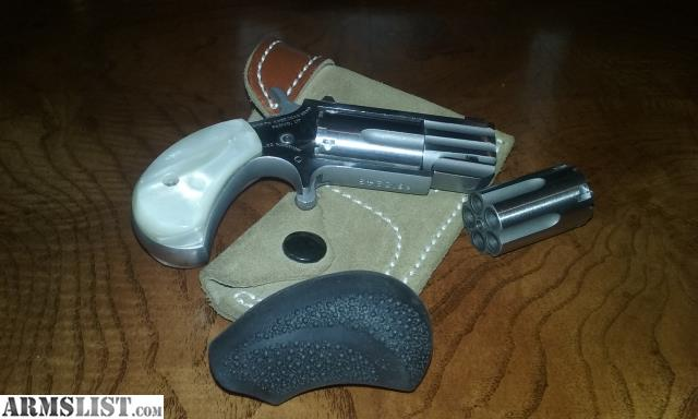 ARMSLIST - For Sale: North American Arms Pug  22 MWR with