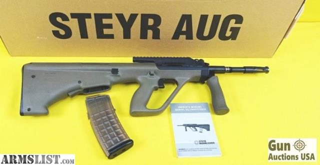 "Steyr Aug 18: Search Results For ""223"" – Billy Knight"