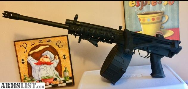 Armslist For Sale Tromix Saiga 12
