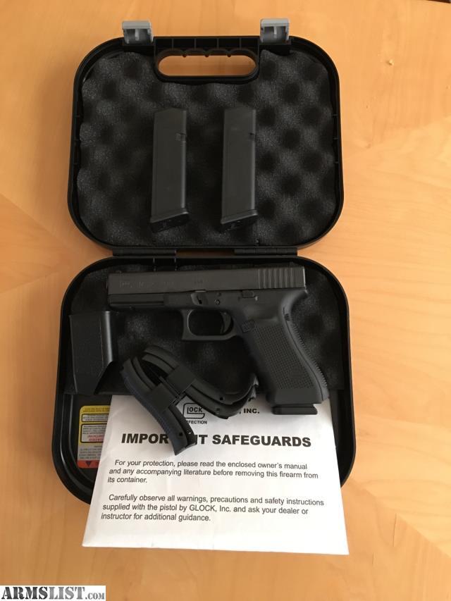 armslist for sale glock 17 gen 4 rh armslist com glock 17 owner's manual pdf glock 17 owner's manual pdf