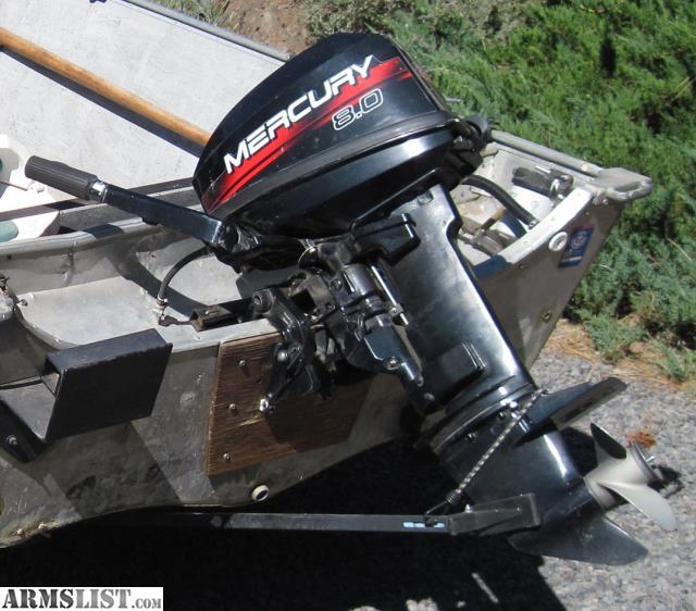 Armslist For Sale Mercury 8 0 Hp Outboard Motor Short
