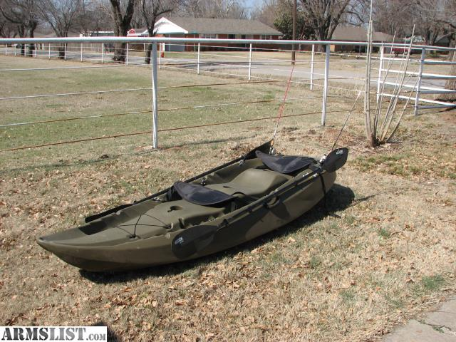 Armslist for sale trade fishing kayak for Used fishing kayak sale