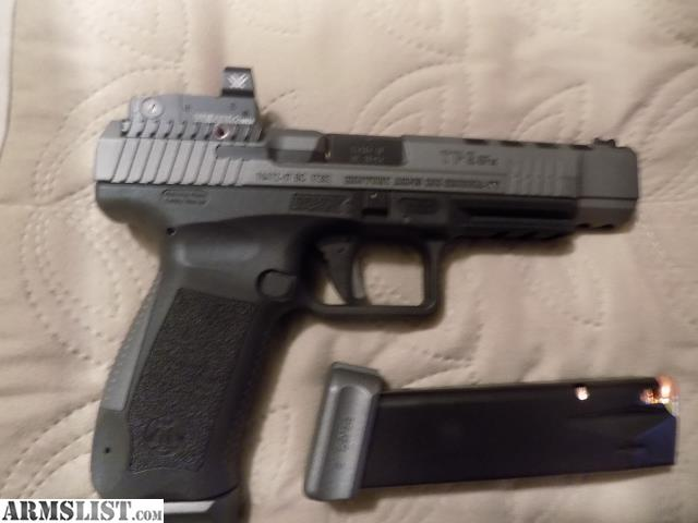 armslist for sale canik sfx new