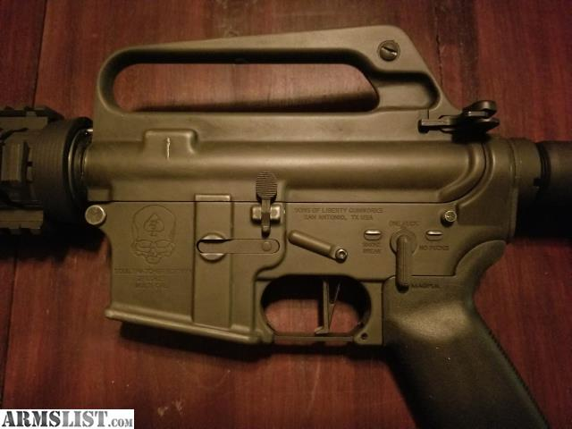 ARMSLIST For Sale AR 15 Pistol