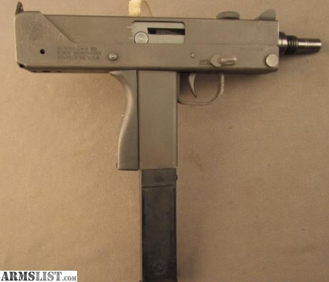 For Sale: SWD Cobray M11 9mm MAC11