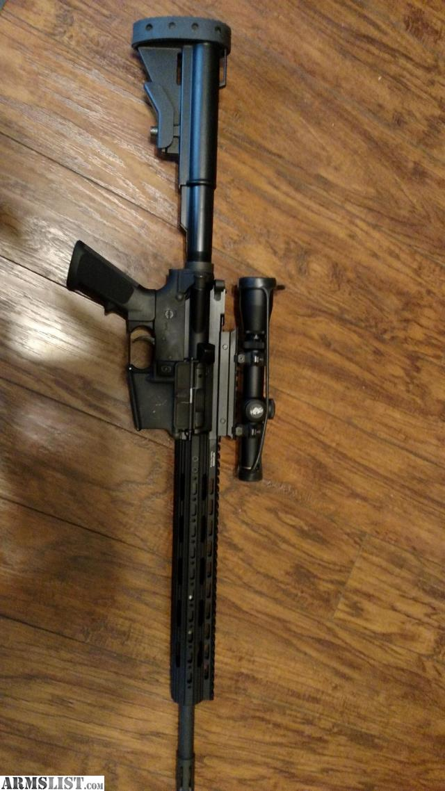 ARMSLIST - For Sale: AR 10mm