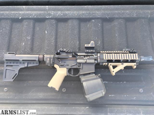 ARMSLIST - For Sale/Trade: AR pistol