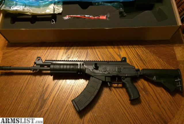 ARMSLIST - For Sale: IWI Galil Ace AK47 7 62x39 New Model 16