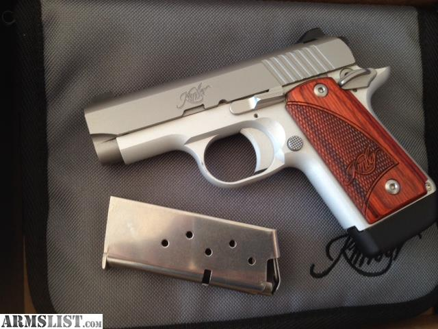 ARMSLIST - For Sale: Kimber Micro 9 Compact 1911 9mm