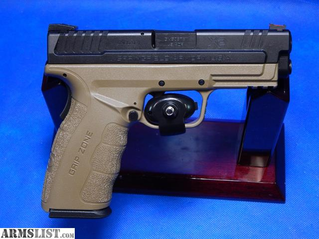 ARMSLIST - For Sale: New! | Springfield Armory 4 0