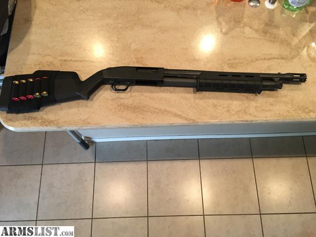 Armslist for sale mossberg 500 breacher magpul for 12 gauge door breaching