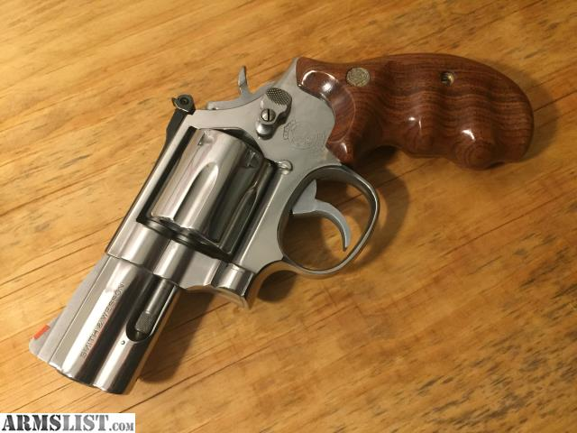 "ARMSLIST - For Sale: Smith & Wesson 686 No Dash 2 1/2"" Snub"