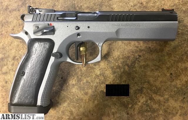 ARMSLIST - For Sale: CZ 75 TACTICAL SPORT 9MM COMPETITION