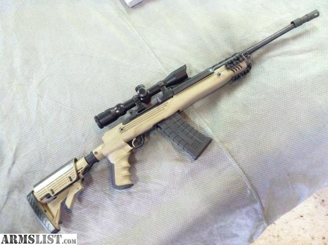ARMSLIST - For Sale: Ruger Mini 14 Tactical