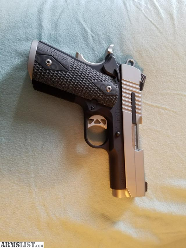 ARMSLIST - For Sale/Trade: Sig Sauer Limited Edition 1911
