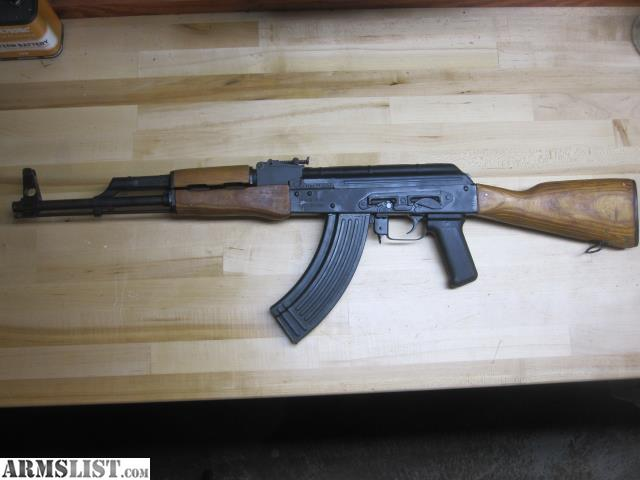 Polish pre ban ak 47 receiver best hawaiian deals pre ban legal in massachusetts ak 47 with two 30 round magazines original altavistaventures Image collections