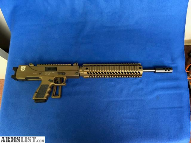 ARMSLIST - For Sale: Masterpiece Arms MPA MPA20DMG 9mm