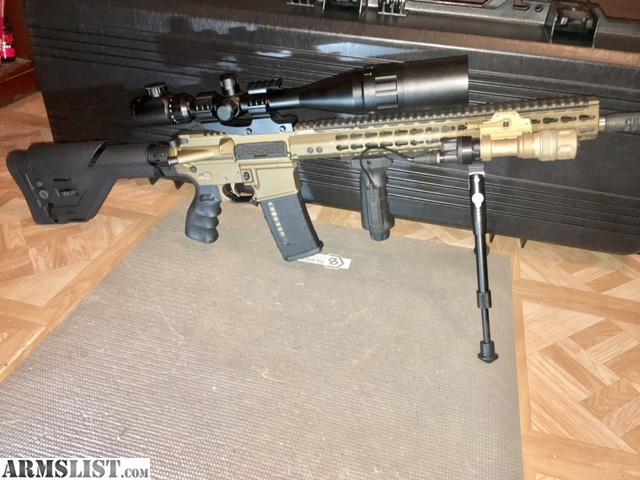 Armslist For Sale Colt Competition Ar 15 Custom Rifle