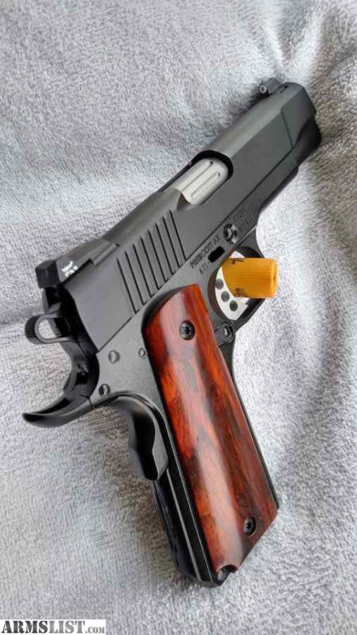 Armslist For Sale Ruger 1911 Light Weight Commander 45acp
