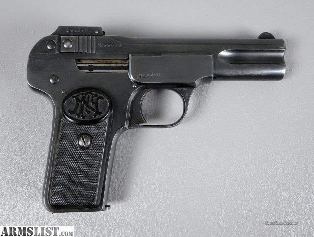 * FN Model 1900 Pistol,   Cowans Auction House: The