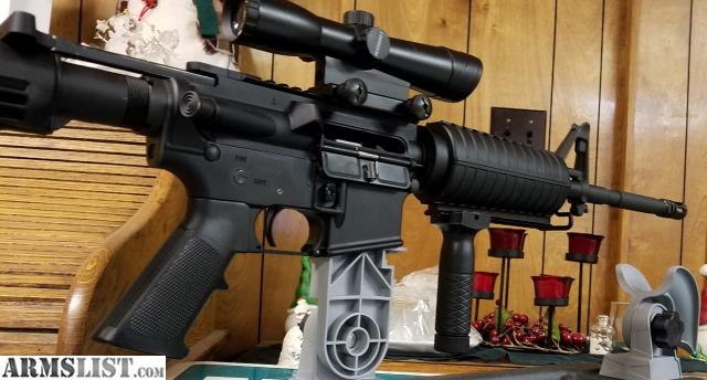 ARMSLIST - For Sale: AR15: 6 8mm Rem SPC-Bushmaster Lower