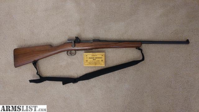 ARMSLIST - For Sale/Trade: 7mm Mauser sporterized