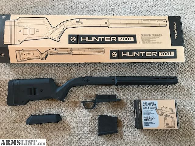 Armslist For Sale Magpul Hunter Remington 700 L A Stock