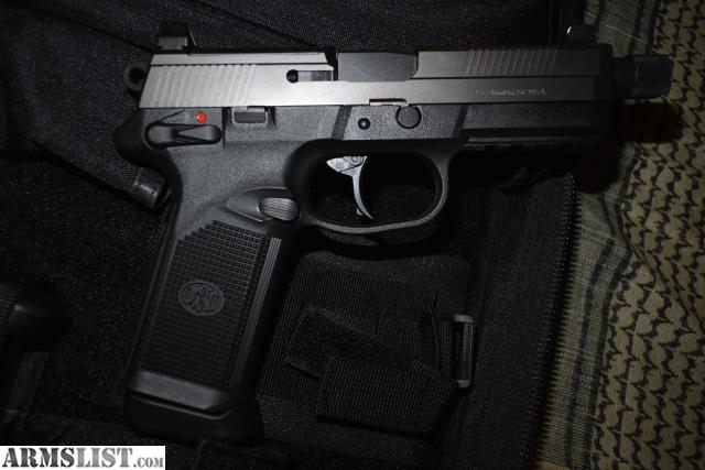 armslist for sale fnx tactical 45 limited edition