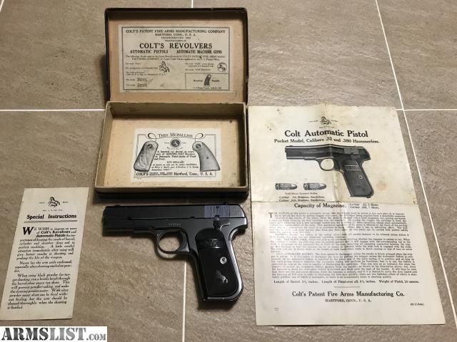 colt 1903 manual