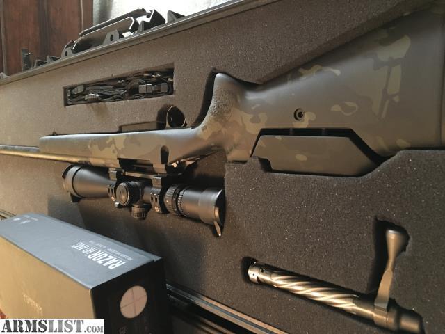 ARMSLIST - For Sale: Snowy Mountain Rifle Custom  338 Norma
