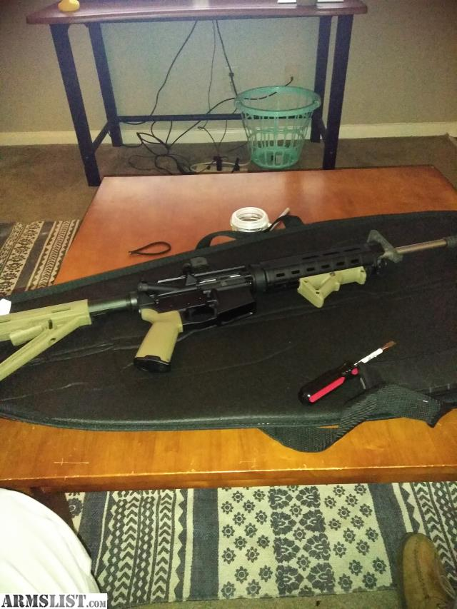 ARMSLIST - For Sale: Perfectly Built AR-15 (Anderson Lower