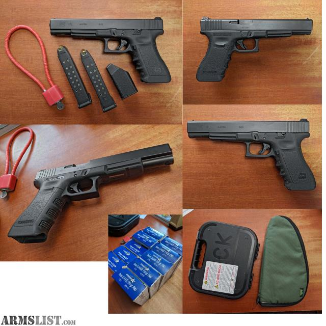 Armslist For Sale Glock 17l Gen3 W 2 17 Round Clips And More