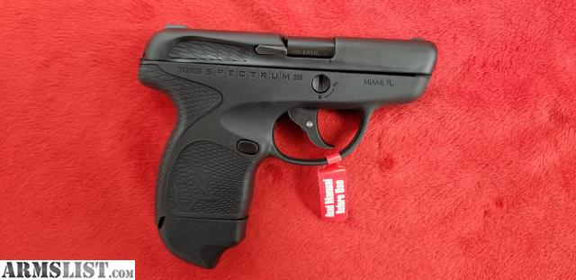 Armslist for sale nib tuarus spectrum 380 w 2 mags inv for Golden nugget pawn jewelry holiday fl