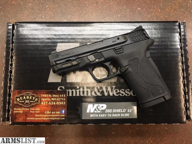 Smith And Wesson 380 Shield Ez Magazines - Bitterroot Public