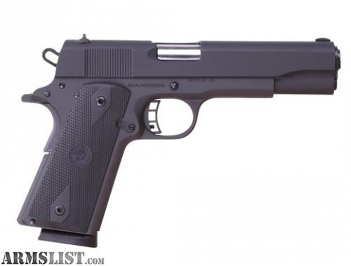 Armslist For Sale New Rock Island Armory M1911 A1 Gi 45 Acp