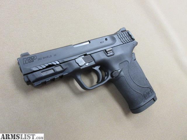 Smith And Wesson M&p Shield 380 Ez For Sale | David Simchi-Levi